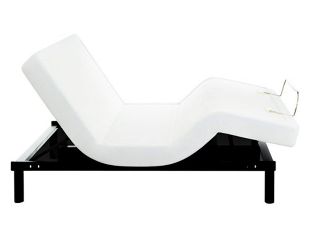 40+ Series adjustable bed