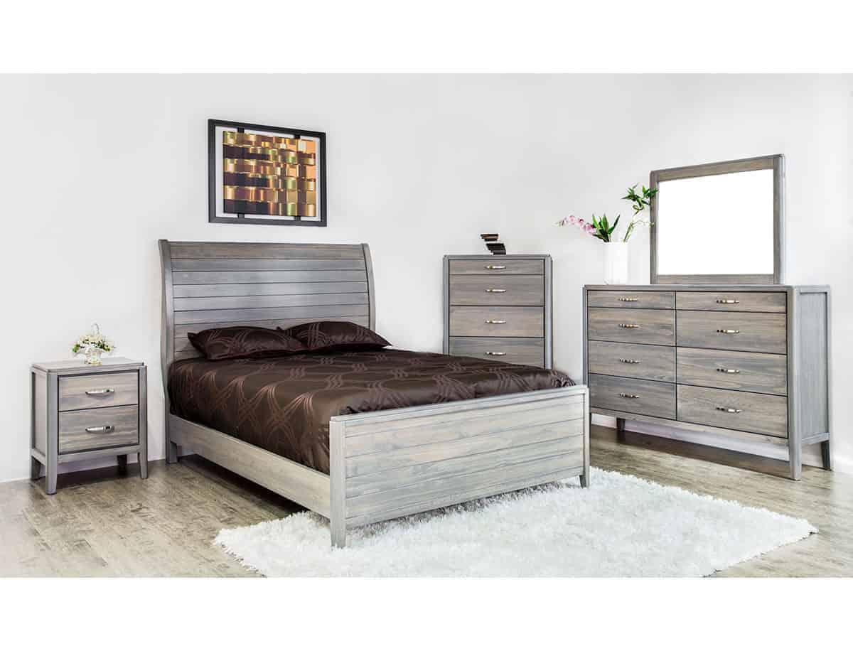 Sage Bed
