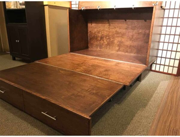 Fine Arts Cabinet Beds