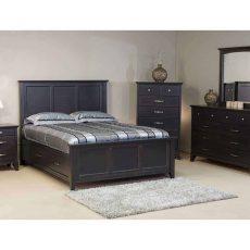 Scorpio Storage Bed