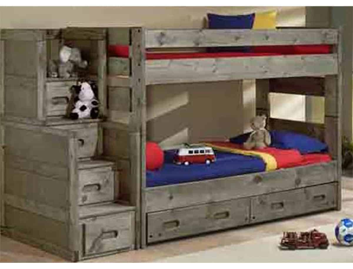 Wrangler Single Bunk
