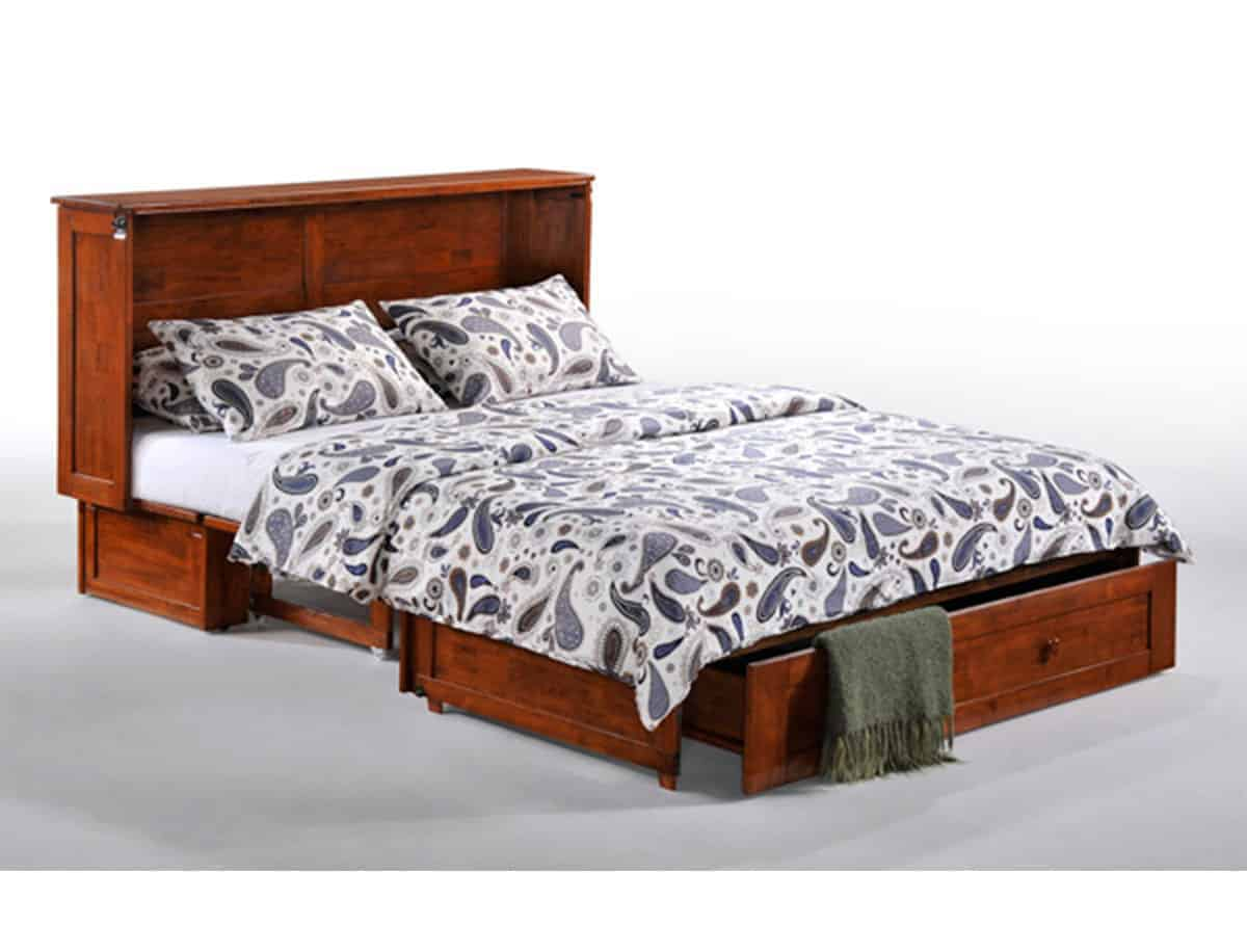 Clover Murphy Cabinet Bed – By Night and Day