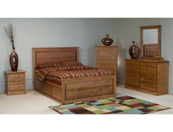 Grace Storage Bed