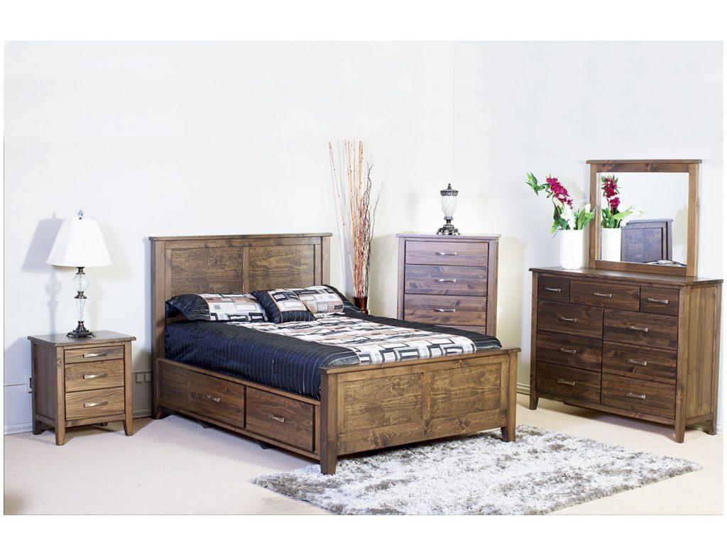 Scarlet Bed