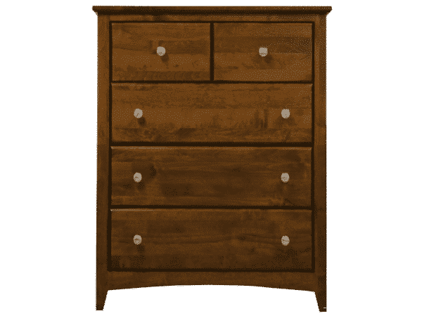 Alder Chest Bed
