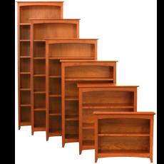 Alder Bookcases