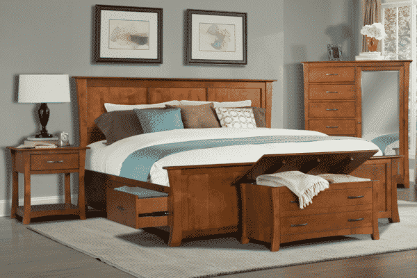 Grant Park Bedroom Furniture