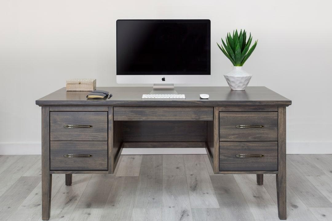 Office Double Pedestal Desk